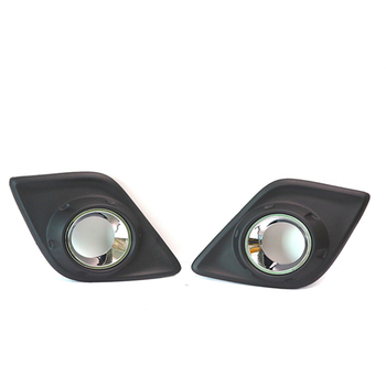 FOG LAMP FRAME WITH HOLE