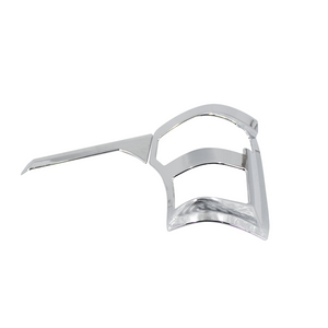 ISUZU 600P CORNER LAMP CASE(CHROME)