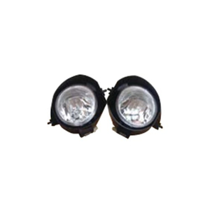 FOG LAMP WITH FRAME