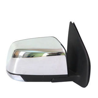 MIRROR CHROMED ELECTRIC FOR ISUZU DMAX'2012-2016