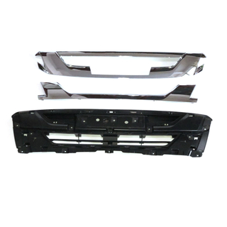 HOT SALE Chrome GRILLE FOR ISUZU DMAX2017
